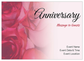 Roses - invitation-cards Maker