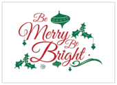 Merry Bright - invitation-cards Maker