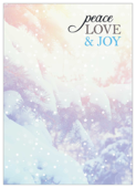 Snowy Peace - invitation-cards Maker