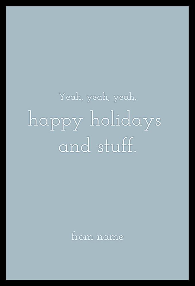 Tree or Whatever back - Invitation Cards Maker
