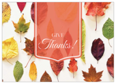 Autumn Leaves - invitation-cards Maker