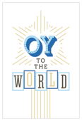Oy To The World - invitation-cards Maker