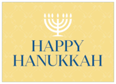 Menorah - invitation-cards Maker
