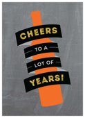 Cheers the Years - invitation-cards Maker