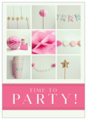 Party Props - invitation-cards Maker