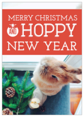 Hoppy Happy Holiday - invitation-cards Maker