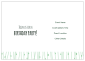 Birthday Owl - invitation-cards Maker