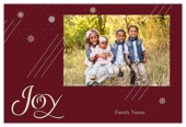 Snowflake Joy - invitation-cards Maker