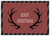 Scary Antlers - invitation-cards Maker