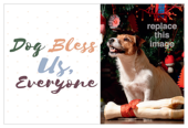Dog Bless - invitation-cards Maker
