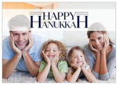 Hanukkah Time - invitation-cards Maker