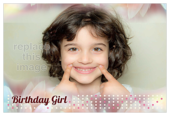 Birthday Girl - invitation-cards Maker