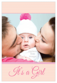 Baby Kisses - invitation-cards Maker