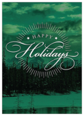Holiday Landscape - invitation-cards Maker