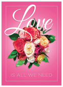 Love Is All We Need - invitation-cards Maker