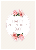 Valentine Stitch - invitation-cards Maker