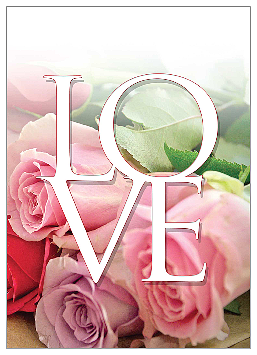 Valentine Stitch front - Invitation Cards Maker
