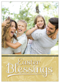 Easter Blessings - invitation-cards Maker