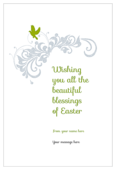 Easter Rabbit - invitation-cards Maker