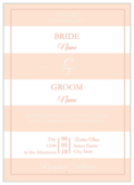 Wedding Stripes - invitation-cards Maker