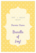 Bundle of Joy - invitation-cards Maker