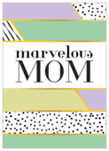 Marvelous Mom - invitation-cards Maker