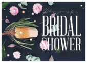 Eucalyptus for a Bride - invitation-cards Maker