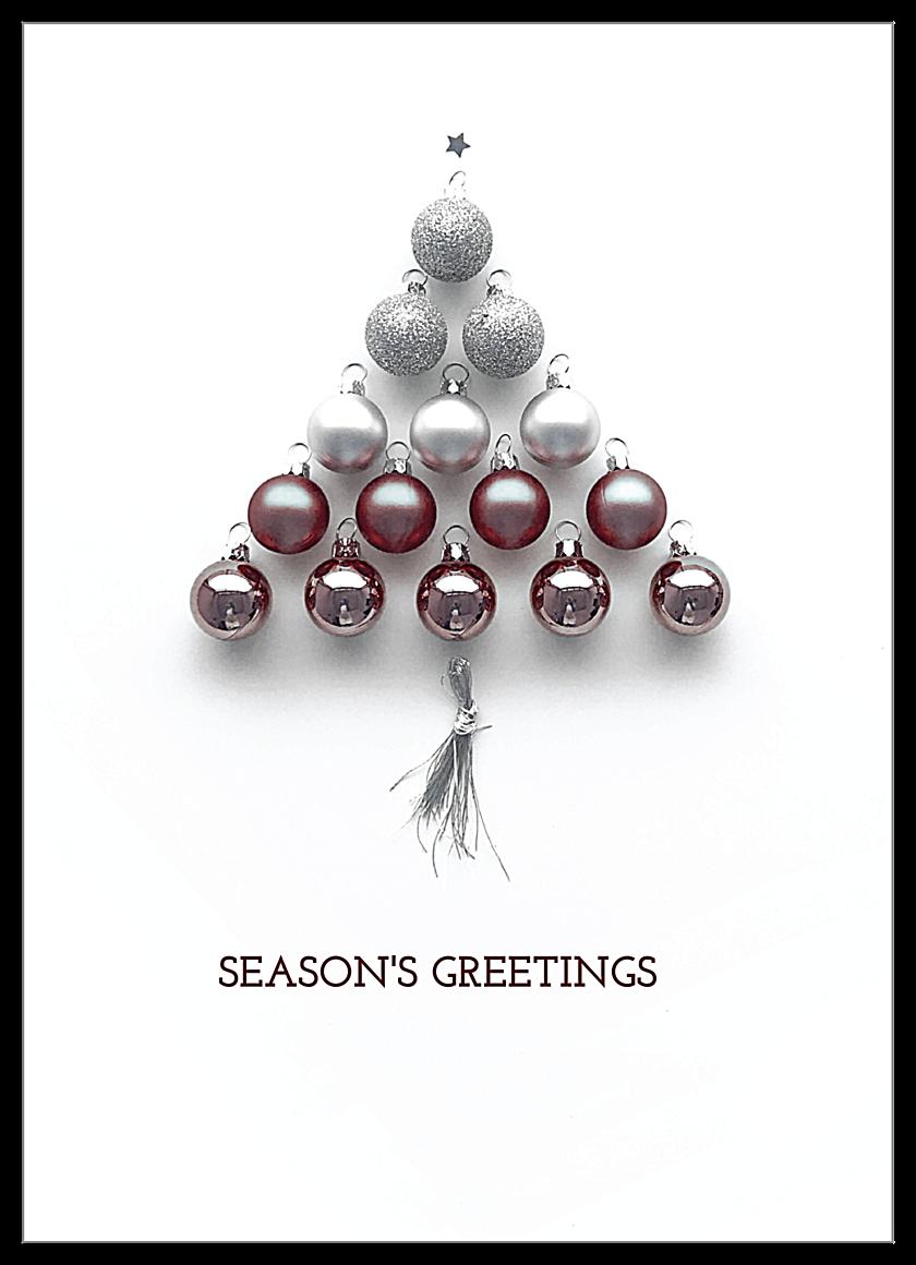 Ornaments front - Invitation Cards Maker