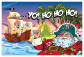 Santa Yo - invitation-cards Maker