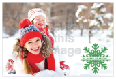 Snow Fun - invitation-cards Maker
