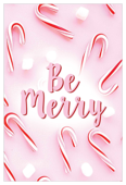 Merry Peppermint - invitation-cards Maker