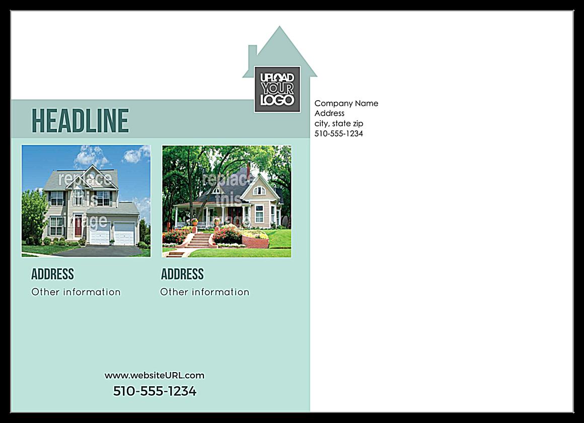 Open House back - Postcards Maker