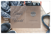 Travel the World - postcards Maker