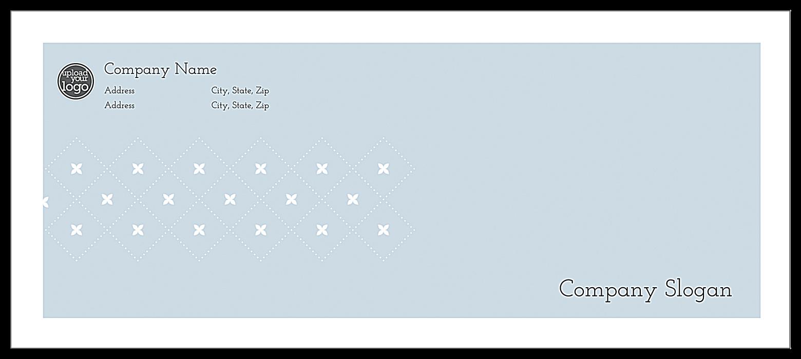 Serene Pattern front - Standard Envelopes Maker