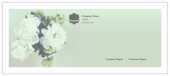 Hydrangea Elegance - envelopes Maker