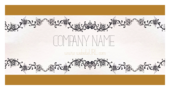 Ornate Border - stickers-labels Maker