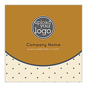 Polka Dots - stickers-labels Maker