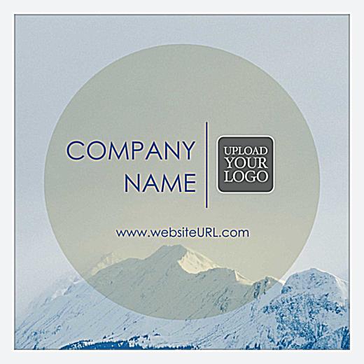 Mountain Peak front - Stickers Maker