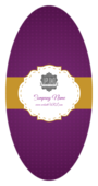 Royal Treatment - stickers-labels Maker