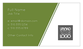 Angular Lines - ultra-business-cards Maker