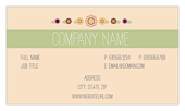 Flower Power - ultra-business-cards Maker