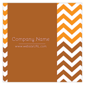 Crooked Stripes - ultra-business-cards Maker