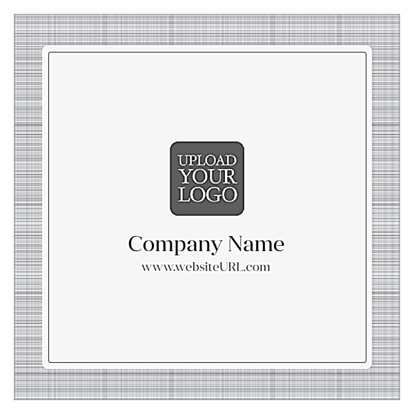 Classic Grey Suit back - Ultra Business Cards Maker