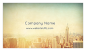 Cityscape Dream - ultra-business-cards Maker