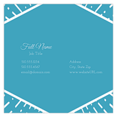Starburst Crest - ultra-business-cards Maker