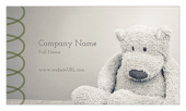Bear Necessity - ultra-business-cards Maker