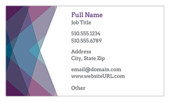 Purple Haze - ultra-business-cards Maker
