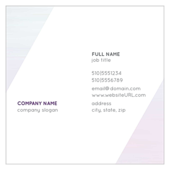 Color Flare - ultra-business-cards Maker