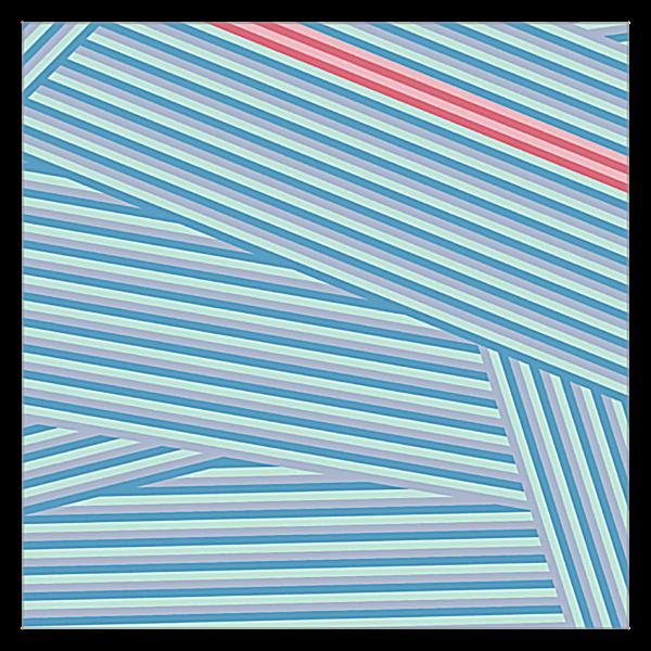 Stripes back - Ultra Business Cards Maker