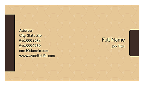 Business Cards-Individual-67 back - Ultra Business Cards Maker